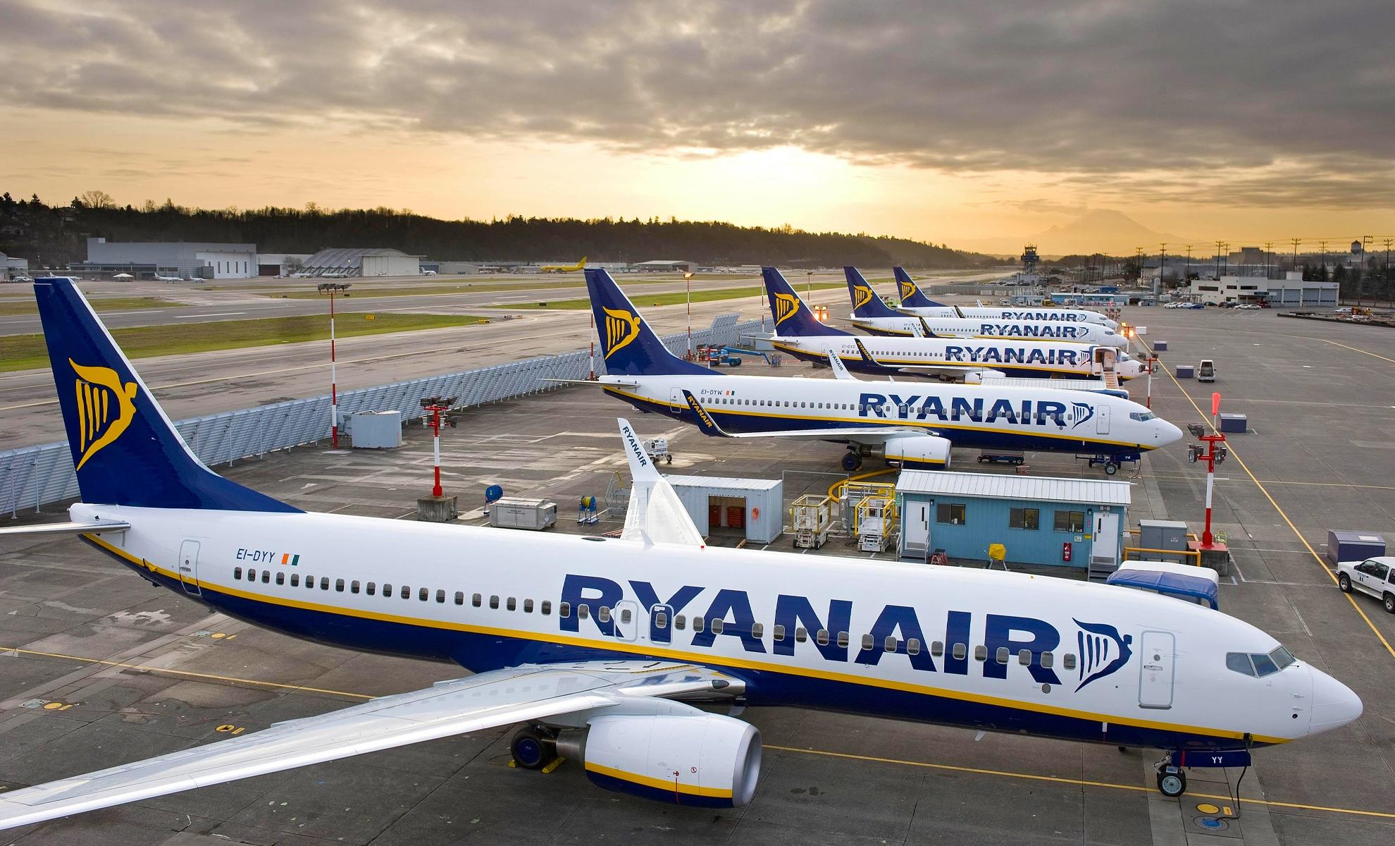 Ryanair propose des vols à très bas prix depuis la France vers le Maroc