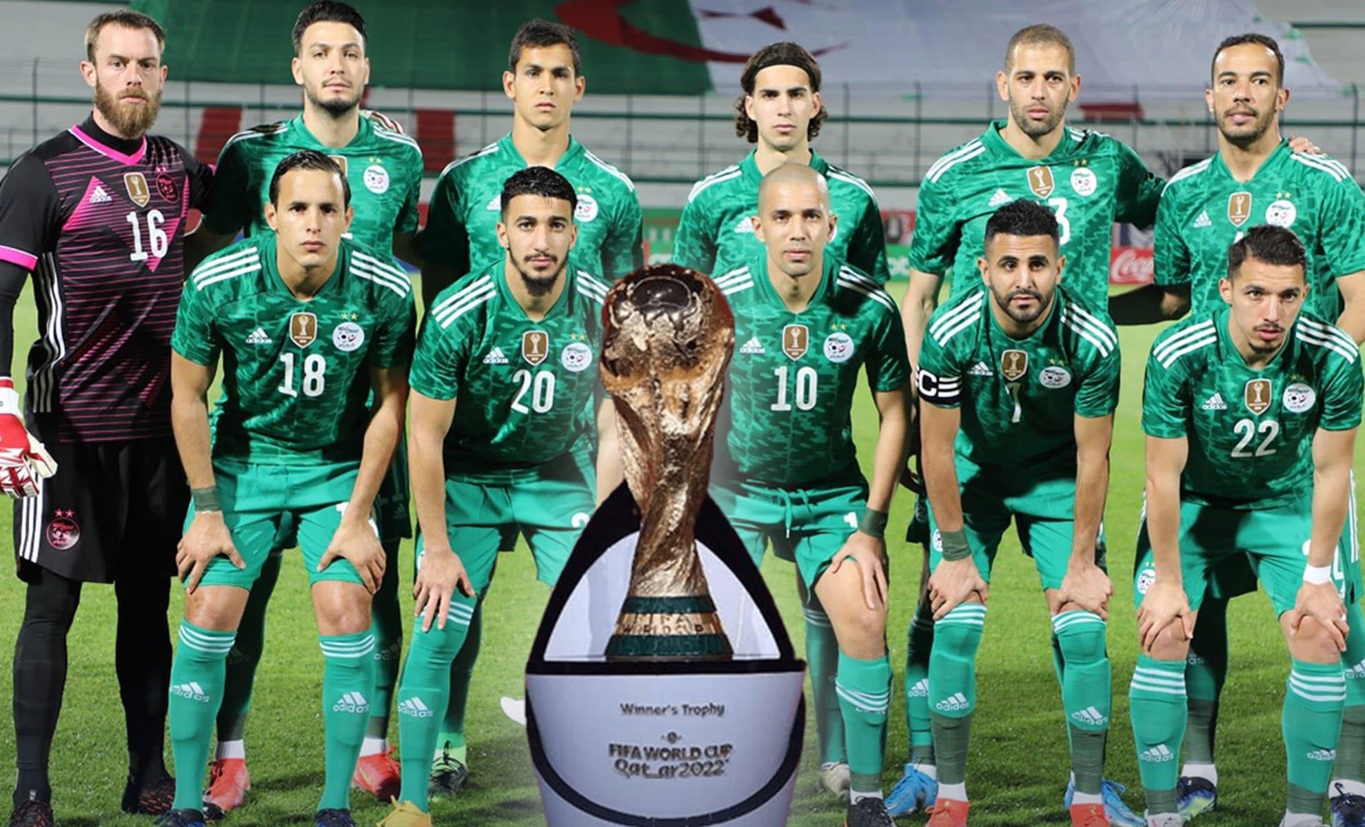 Coupe du Monde FIFA 2022 : Le pronostic de Rabah Madjer pour les Verts