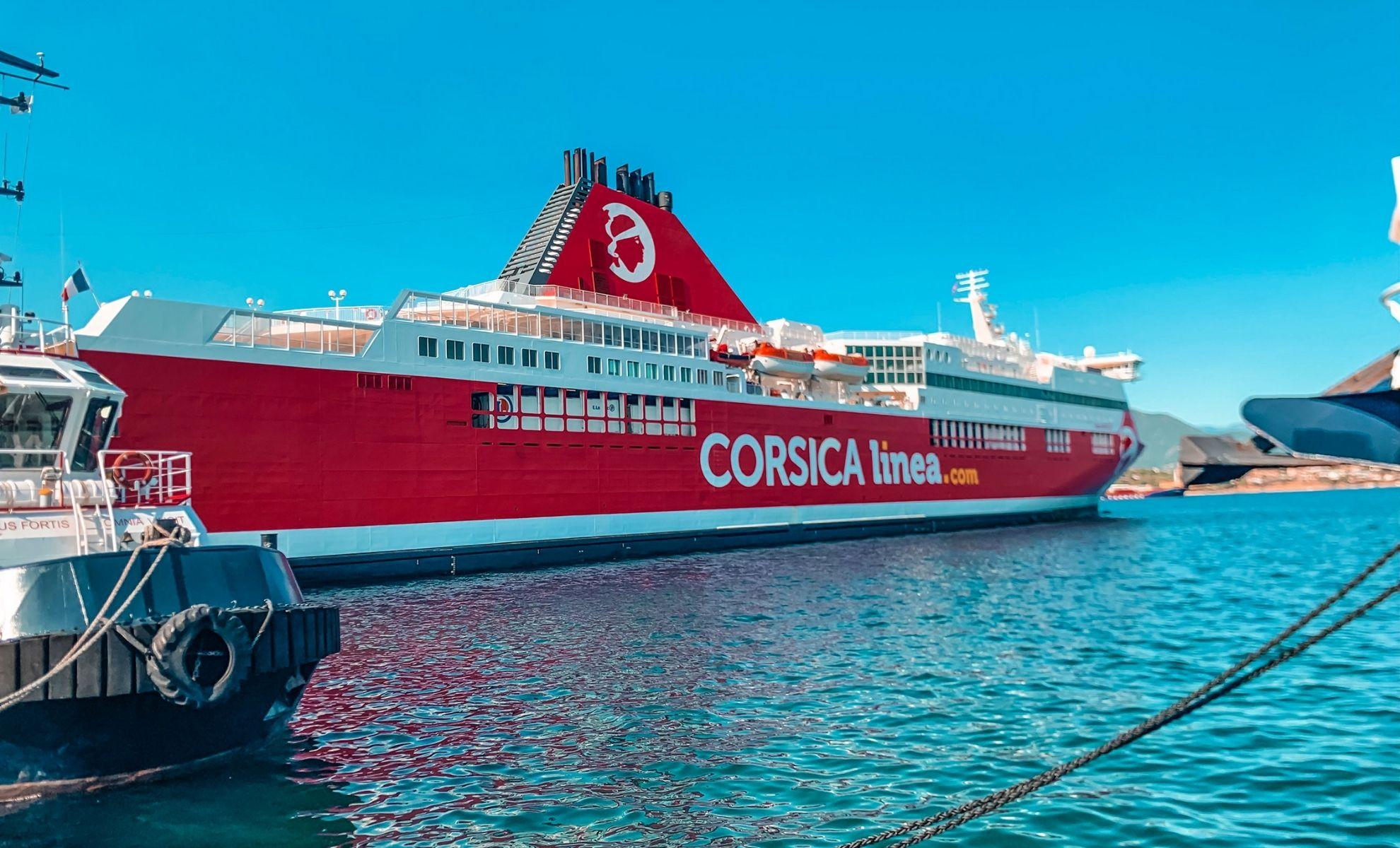 France – Algérie : Corsica Linea annule ses traversées de septembre