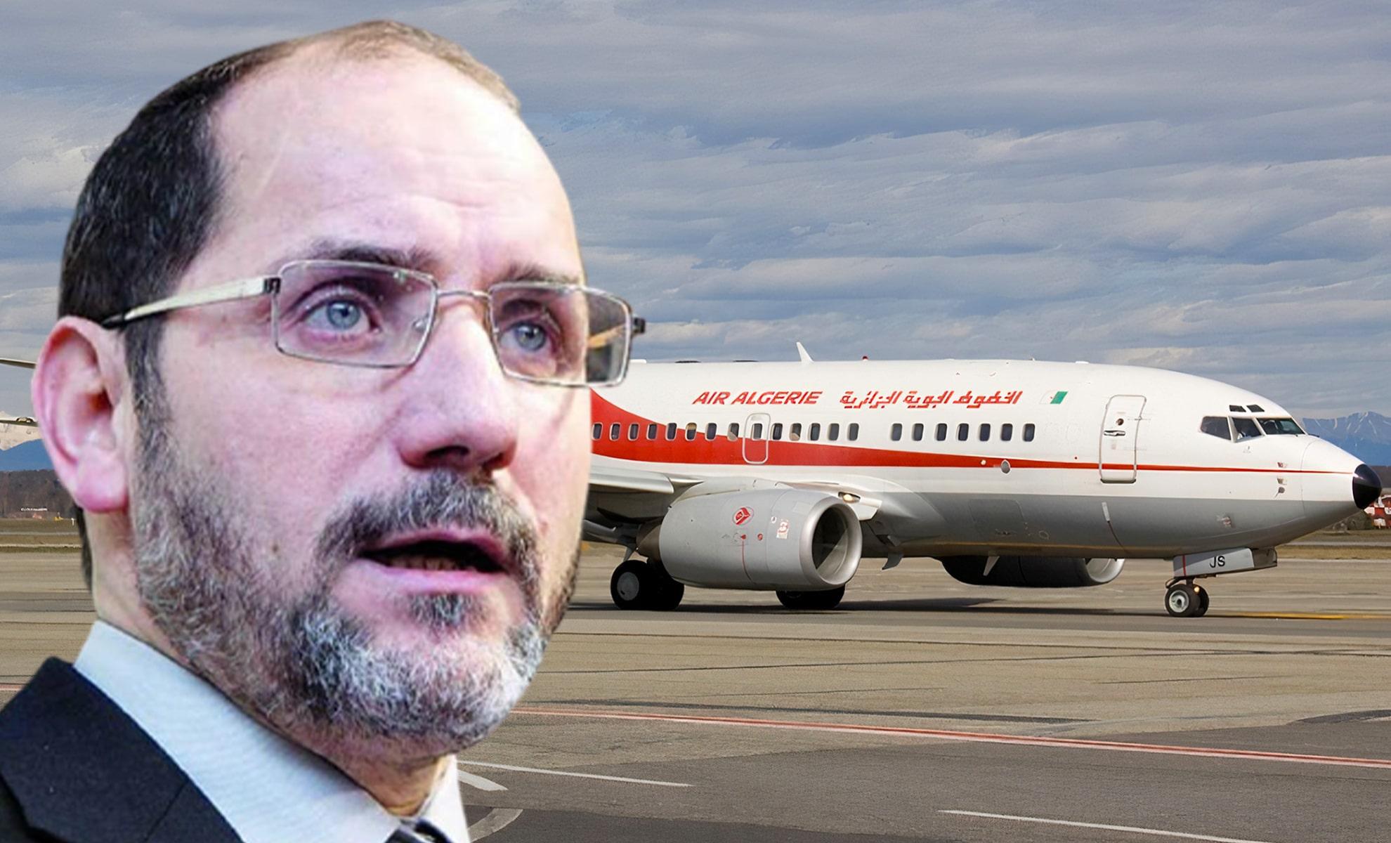 Abderezzak Makri s'en prend violemment à Air Algérie