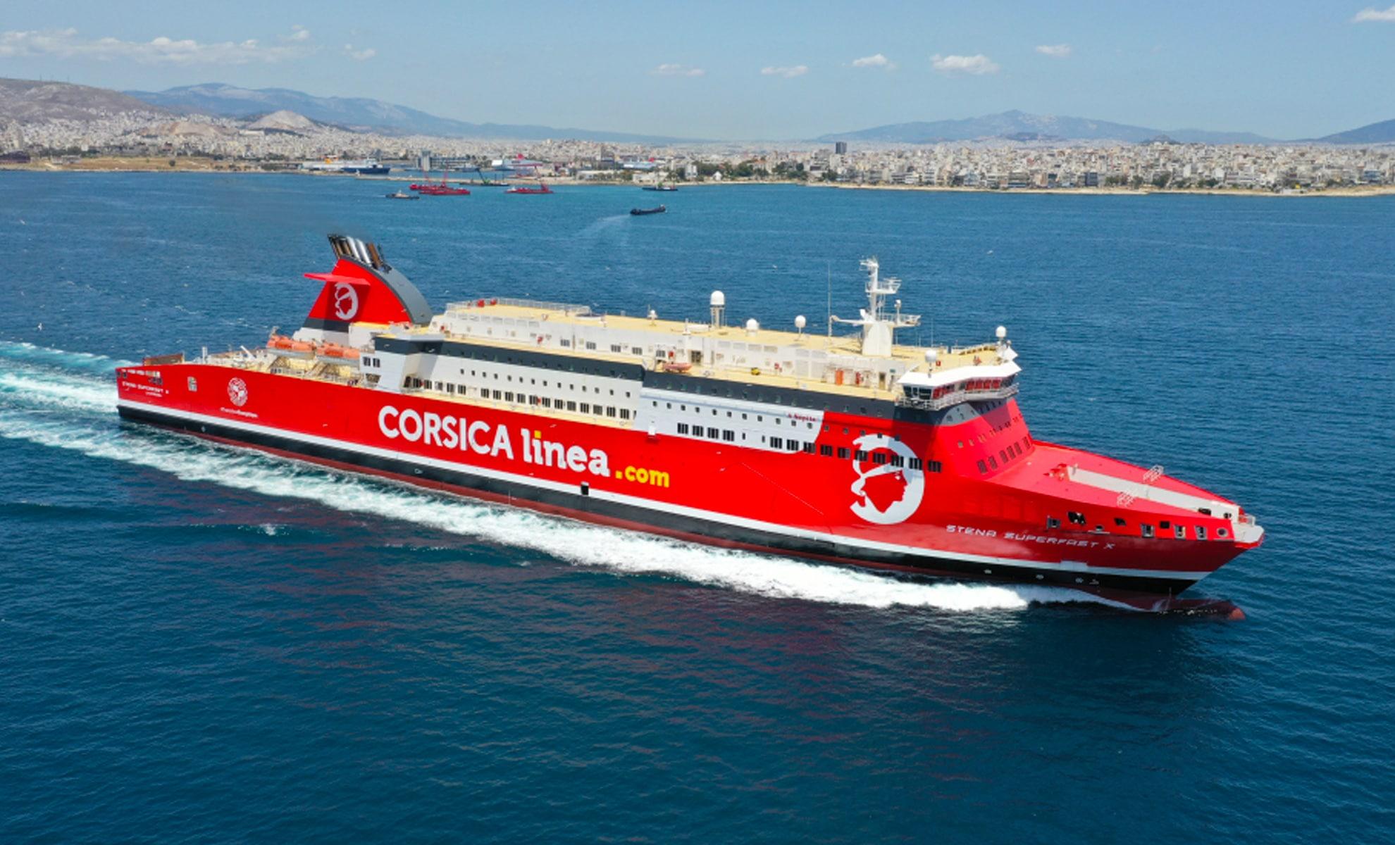 Corsica Linea reprend enfin les traversées vers l'Algérie