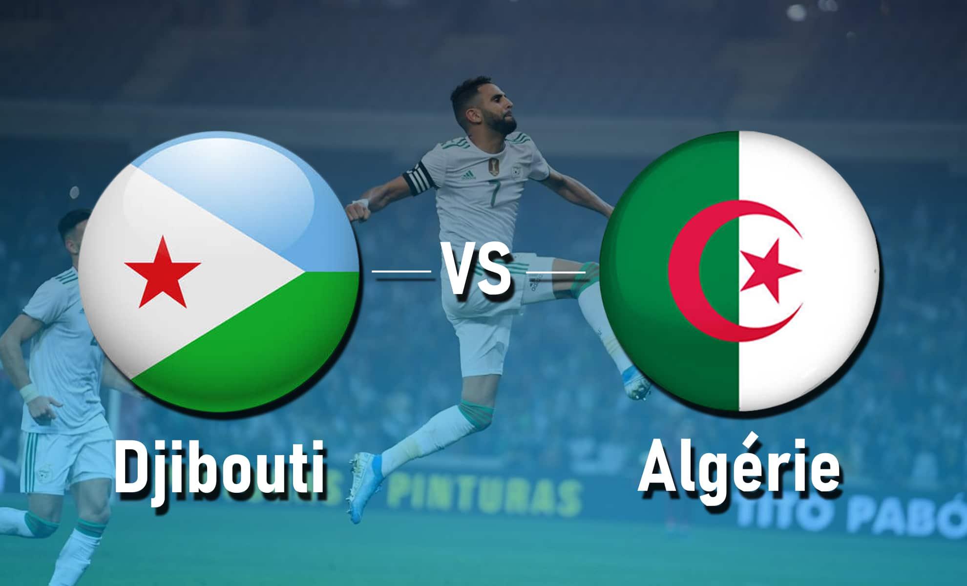 Le match Djibouti-Algérie pourrait avoir lieu au Maroc